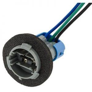 Pigtail Socket Stemraight GM ES