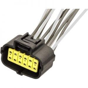 Pigtail Socket Trans Level Sensor Ford ES