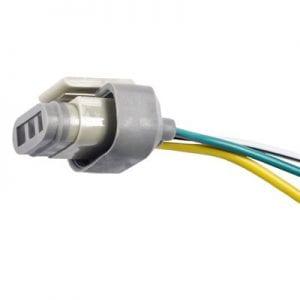 Pigtail Socket Voltage Regulator Internal Ford ES