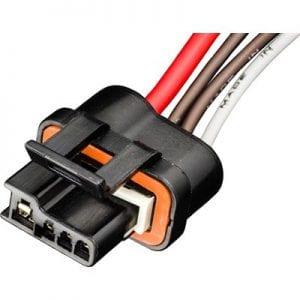 Pigtail Socket Voltage Regulator Internal Modulator GM ES