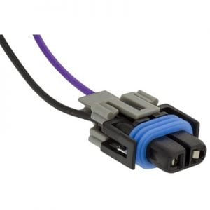 Pigtail Socket for H H Bulbs ES
