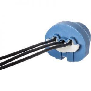 Pigtail Socket for H H Halogen Bulbs ES