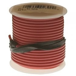 Primary electrical wire 18ga