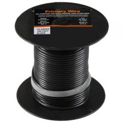 Primary electrical wire 20ga