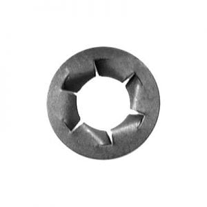 Push Nut mm Standard Flange WF