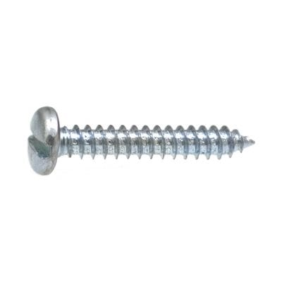 Screw Phillips Slotted Pan Zinc Plated   WF