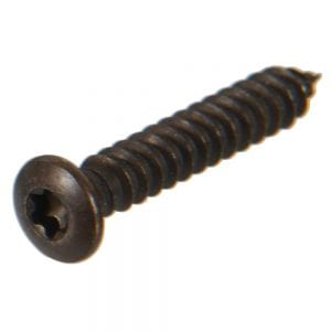 Screw Torx Stainless Pan Black 4.2mm x 55mm