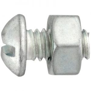 Stove Bolt Sets wNut   WF