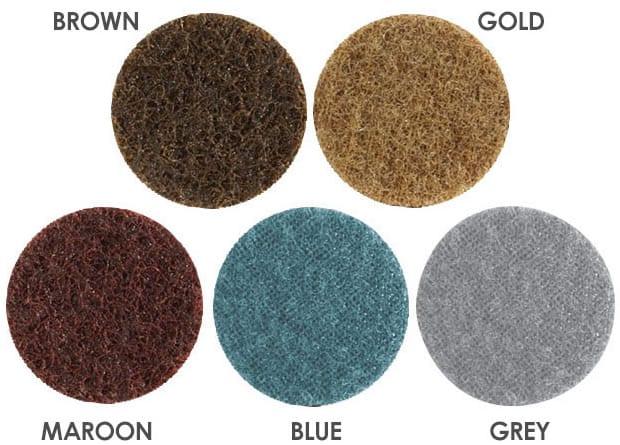 Surface Prep Disc Colors