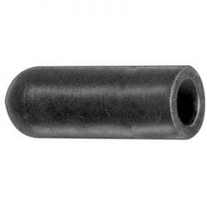 Vacuum Line Plug Rubber  Tube Size Long MS