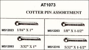 Assortment Tray Cotter Pins