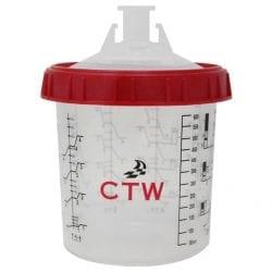 ctw paint gun cup