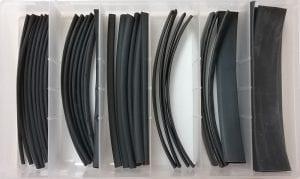 Assortment Tray 2 to 1 Heat Shrink Tube