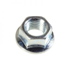 hex nut fine 10mm-1.25 with 20mm flange-WF33424