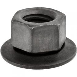 quarter-20 FREE SPINNING WASHER NUT-WF33520
