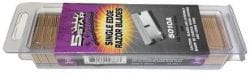 single edge razor blade 100 pack